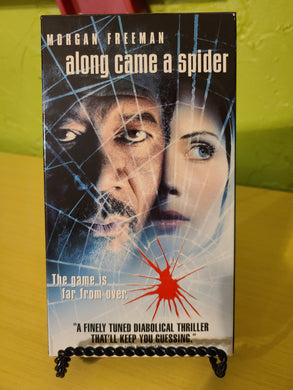 Along Came a Spider VHS