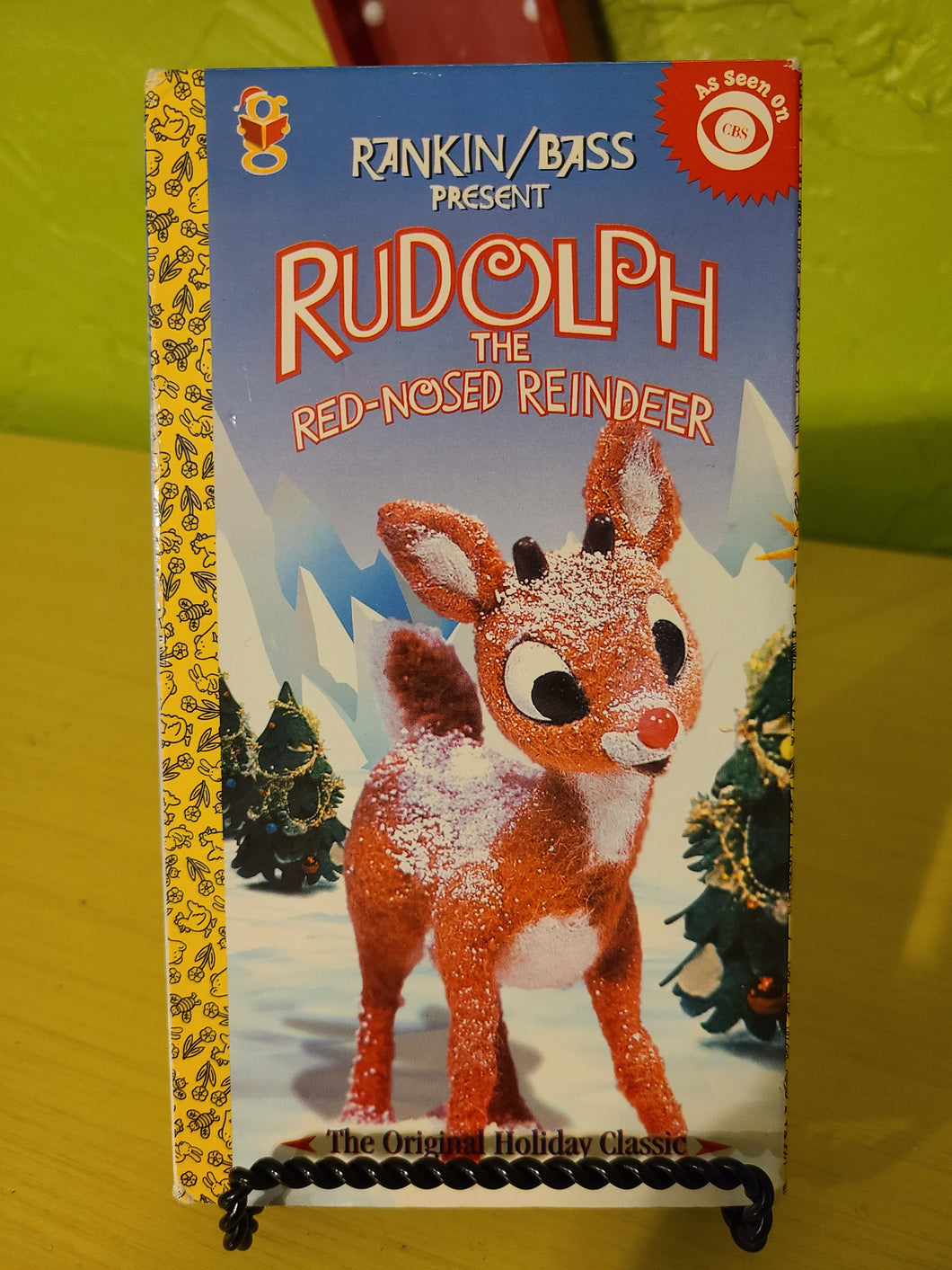 Rudolph the Red-Nosed Reindeer VHS