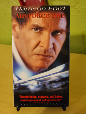 Air Force One VHS