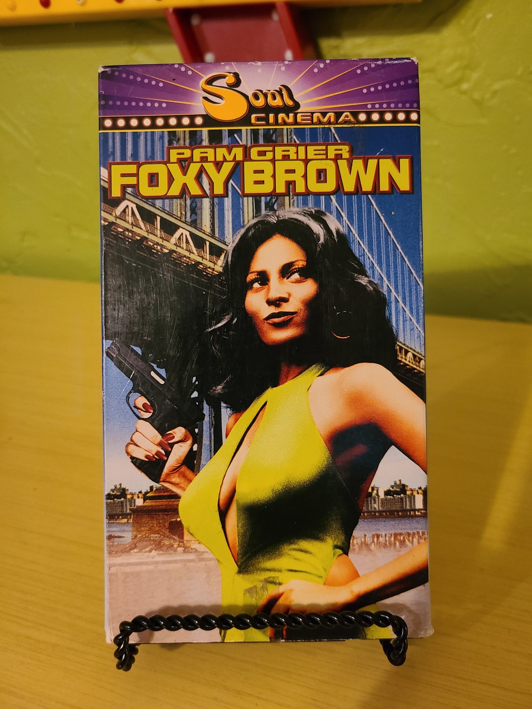Foxy Brown VHS