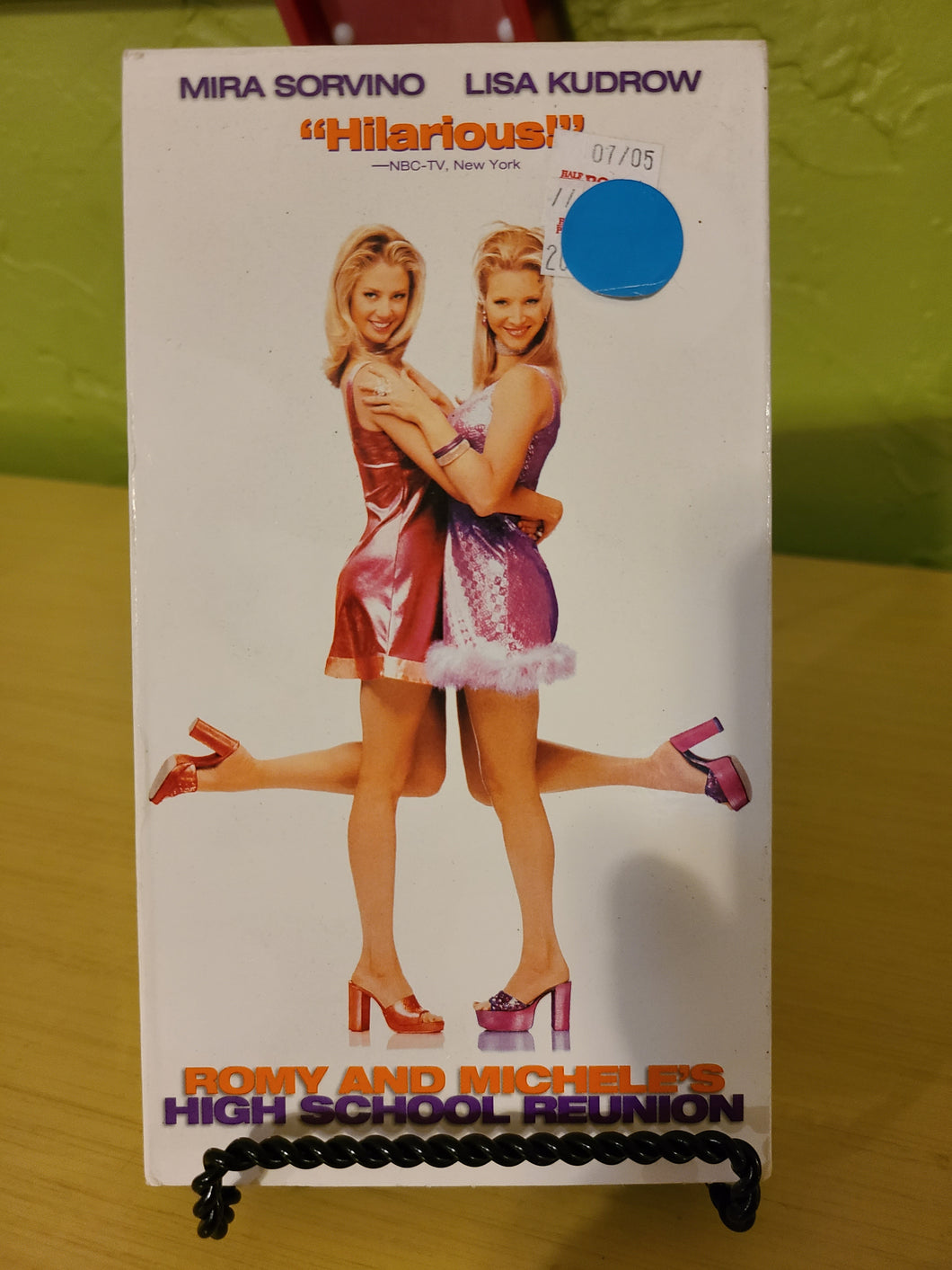 Romy and Michele's High School Reunion VHS