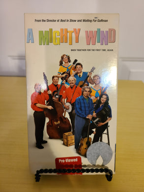 A Mighty Wind VHS