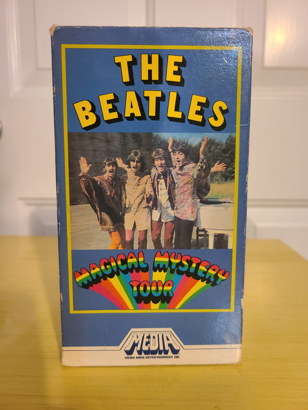 The Beatles: Magical Mystery Tour VHS