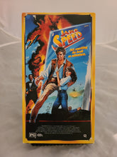 Jake Speed VHS