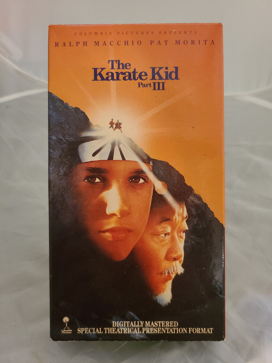 The Karate Kid III VHS