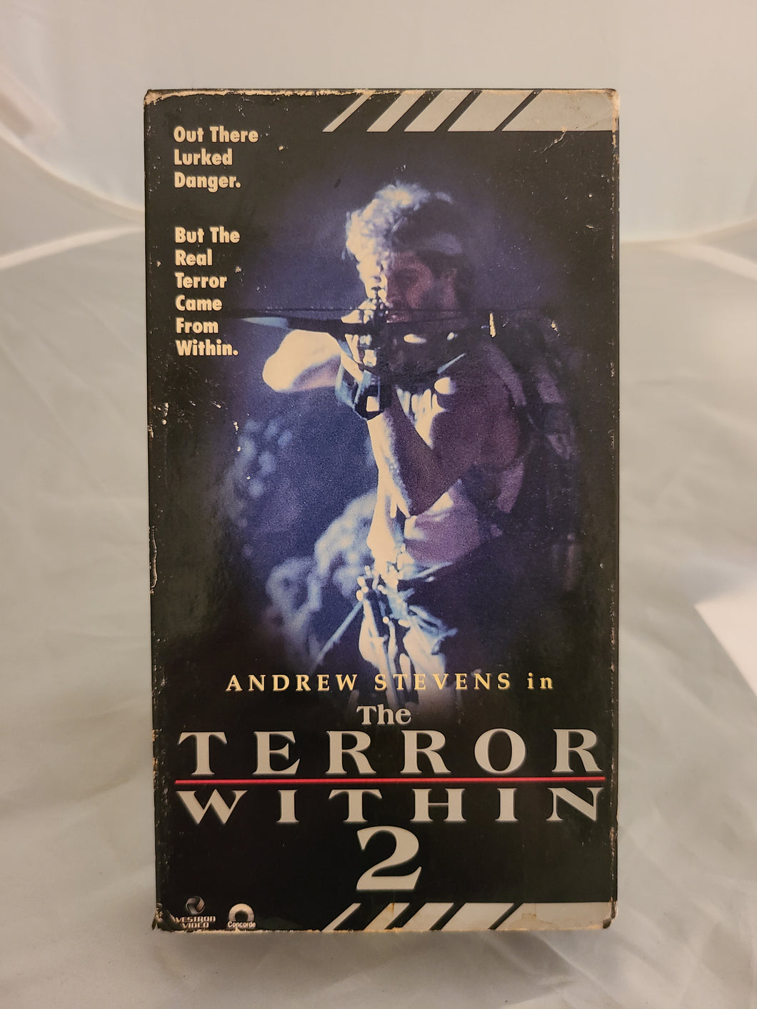 The Terror Within 2 VHS