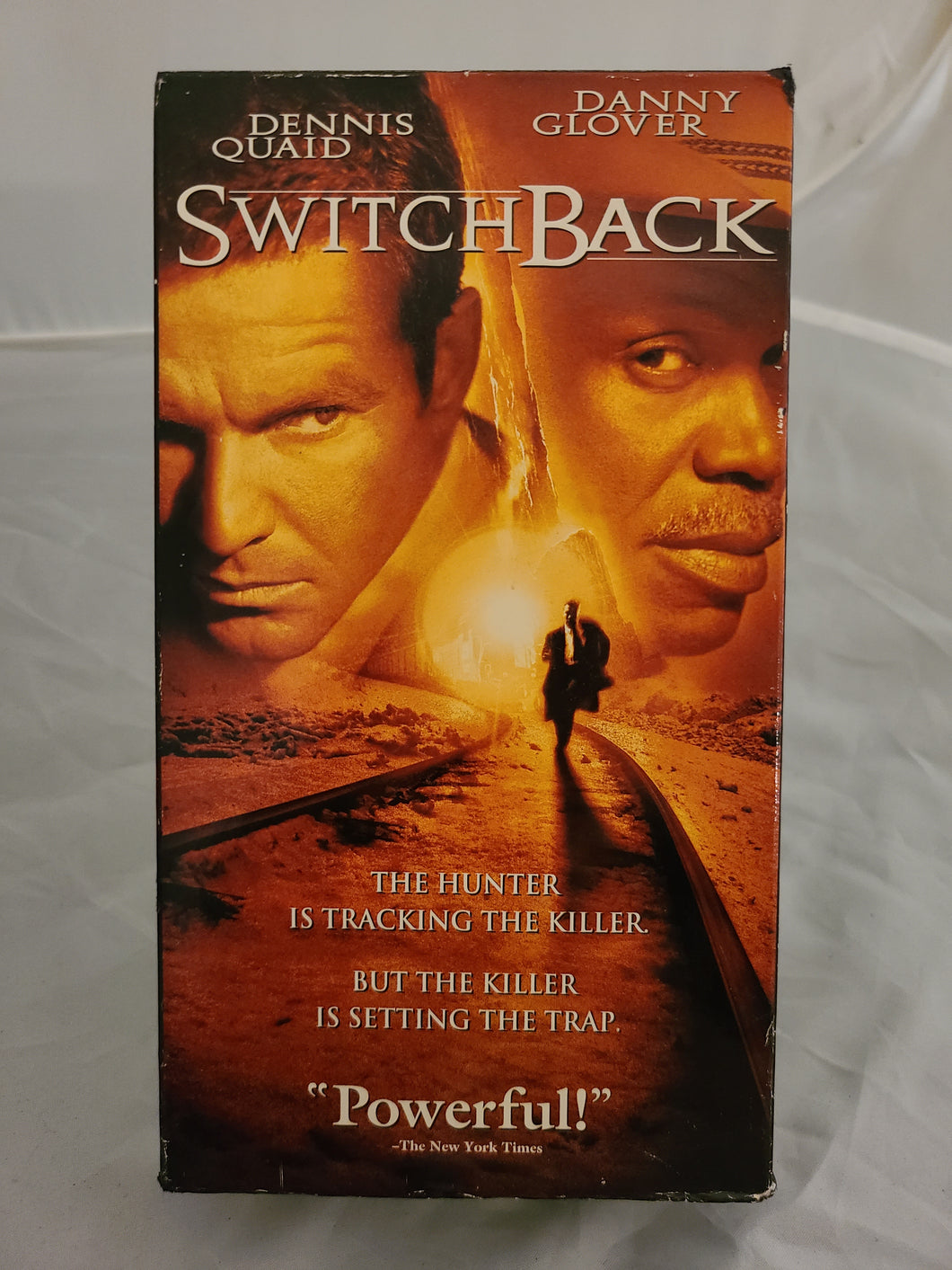 Switch Back VHS
