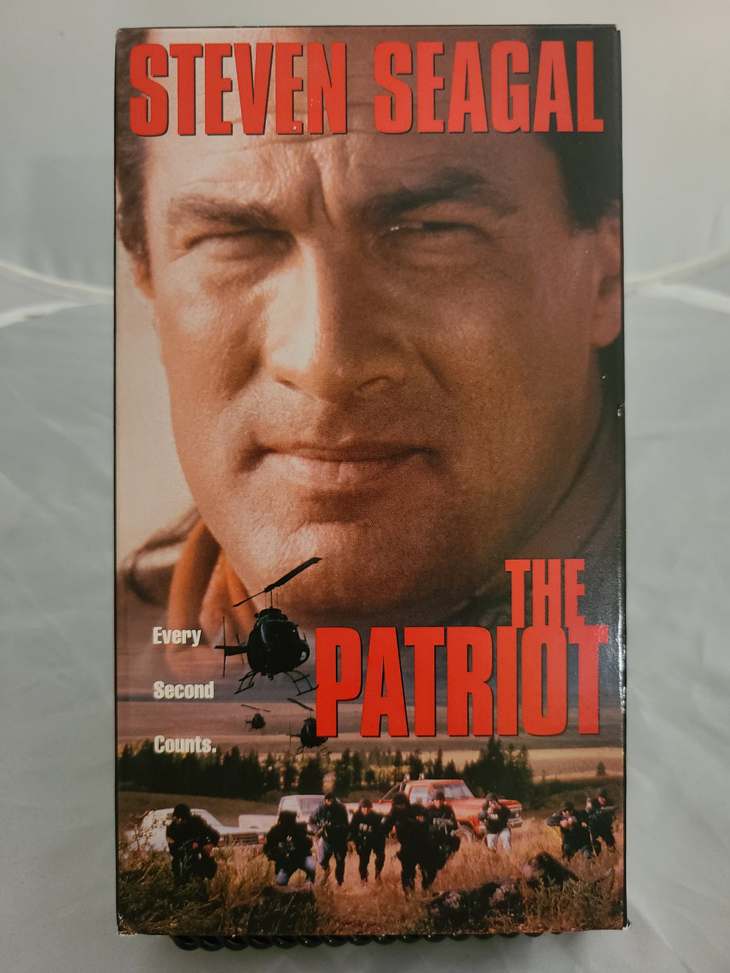 The Patriot VHS