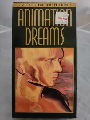 Animation Dreams VHS