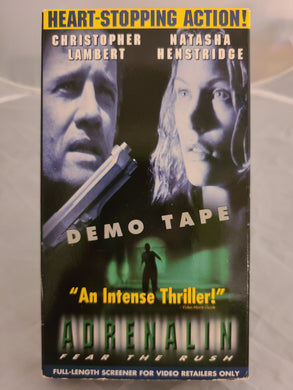 Adrenalin VHS