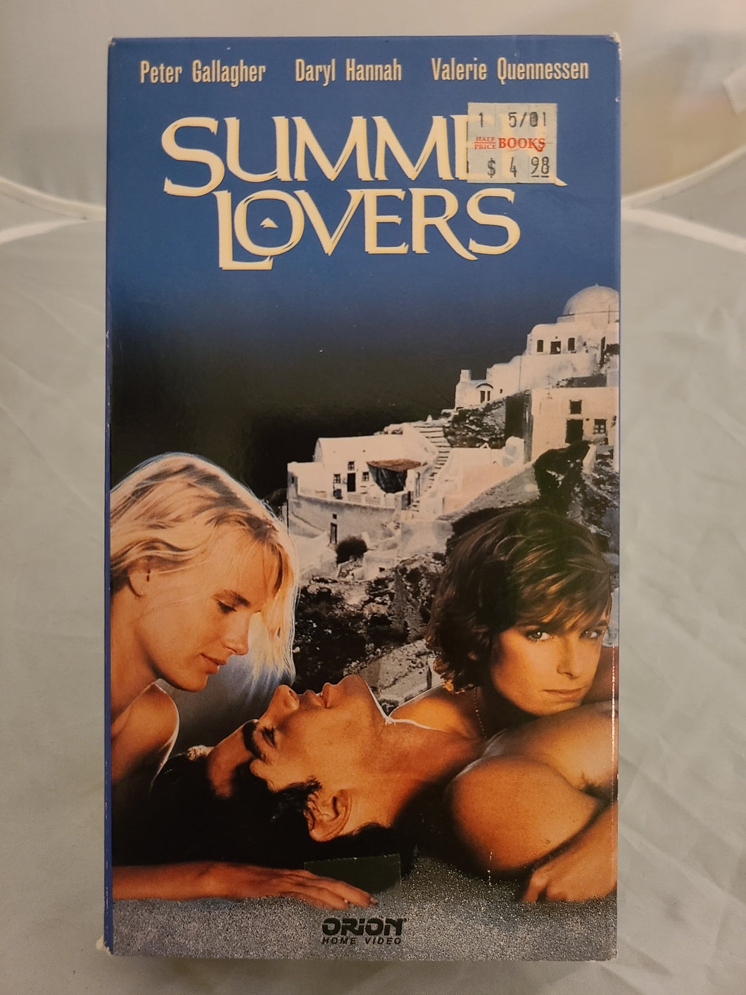 Summer Lovers VHS