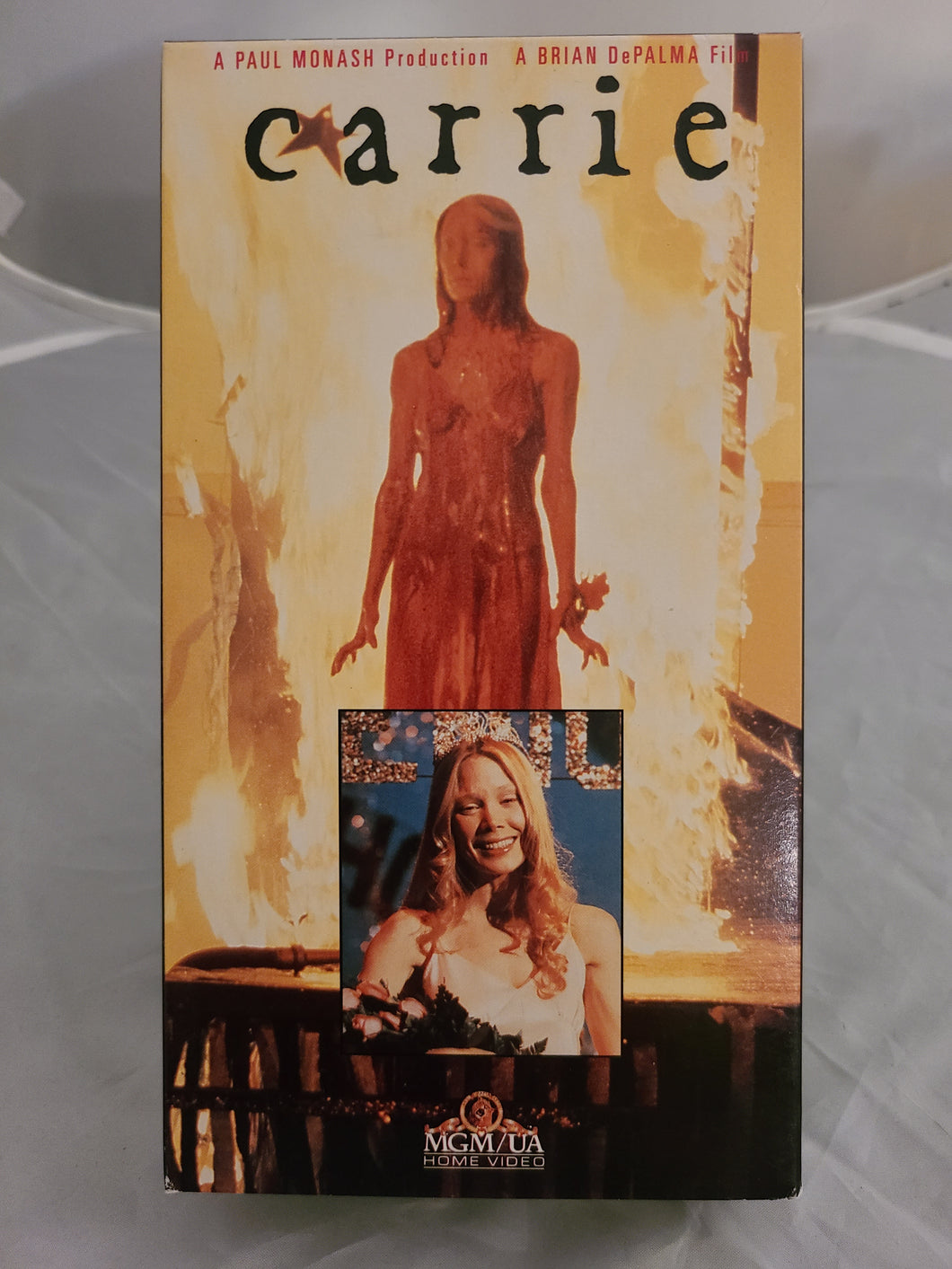 Carrie VHS