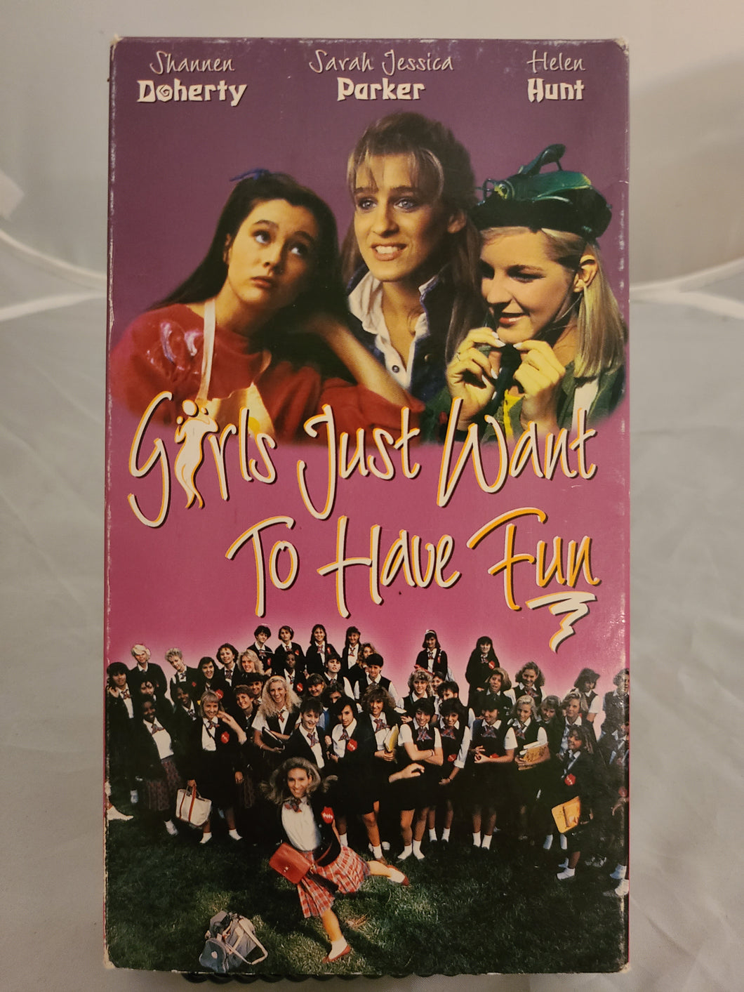 Girls Just Want to Have Fun VHS