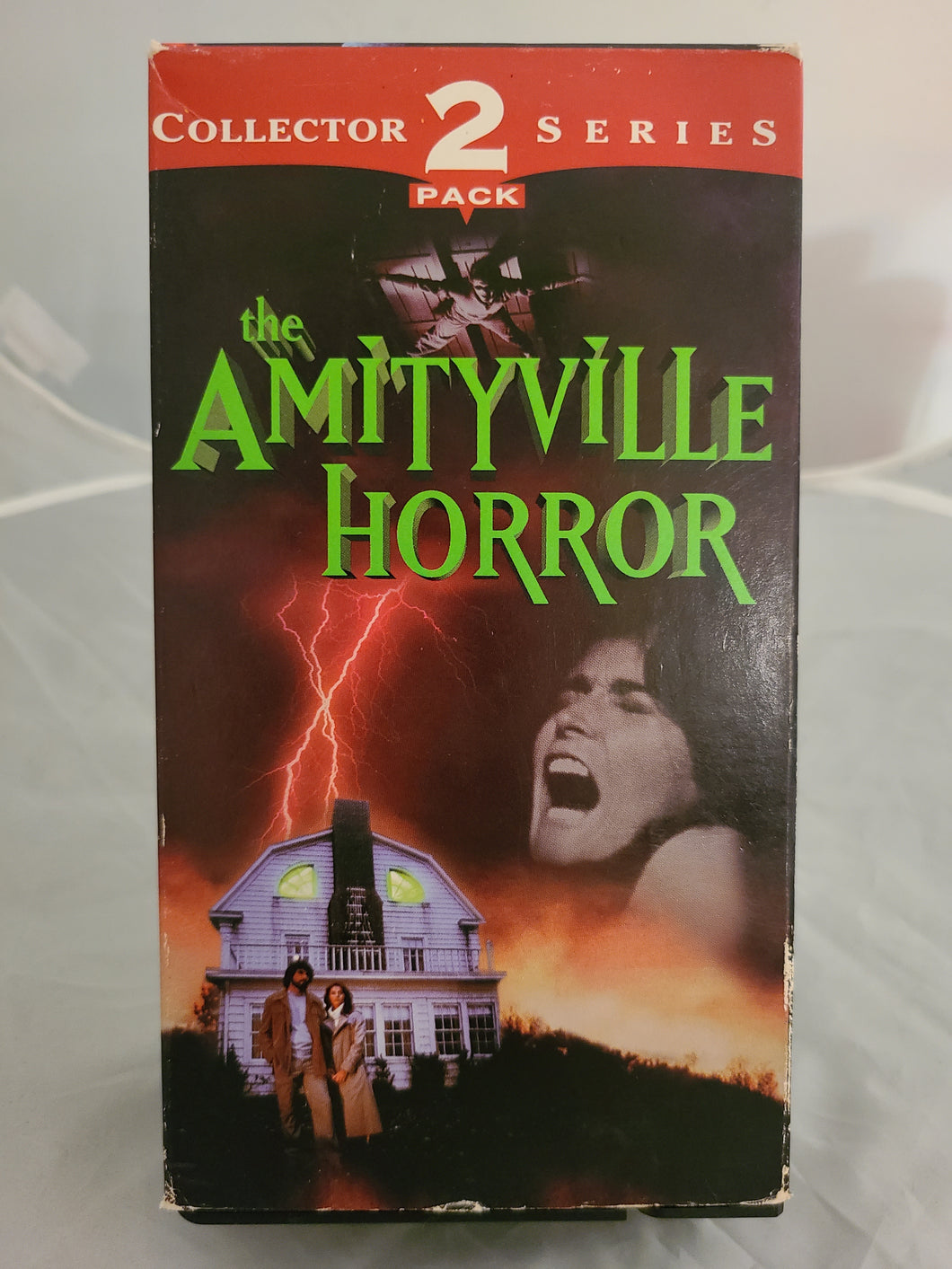 The Amityville Horror 1 & 2 VHS