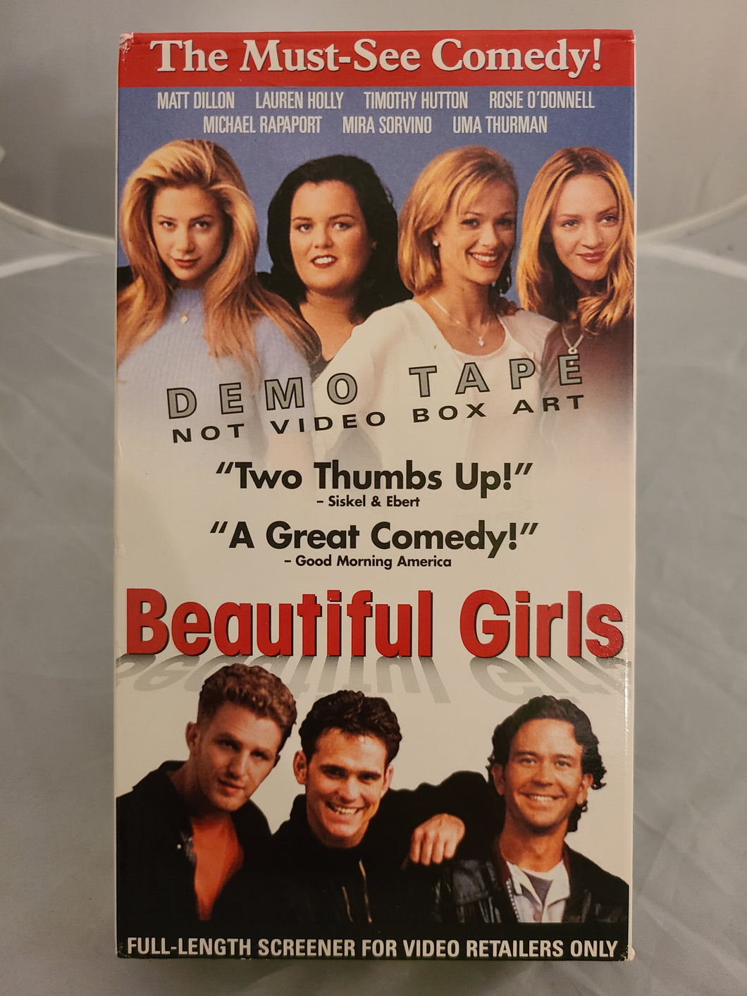 Beautiful Girls VHS