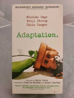 Adaptation VHS