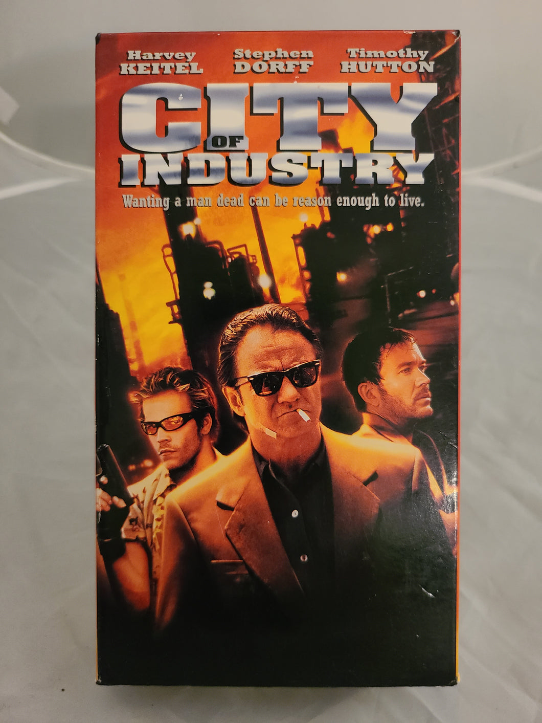 City of Industry VHS