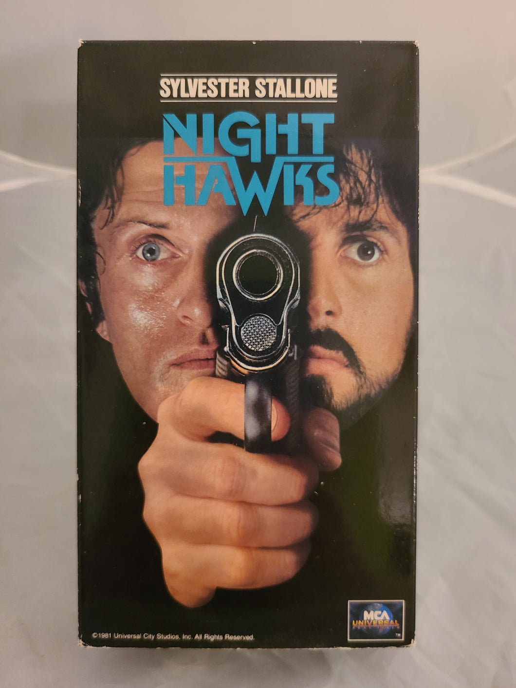 Night Hawks VHS