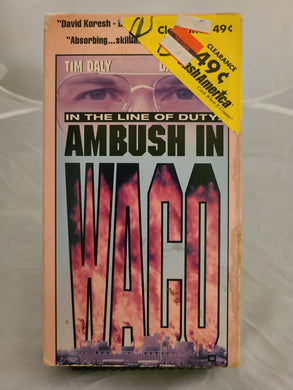 Ambush in Waco VHS