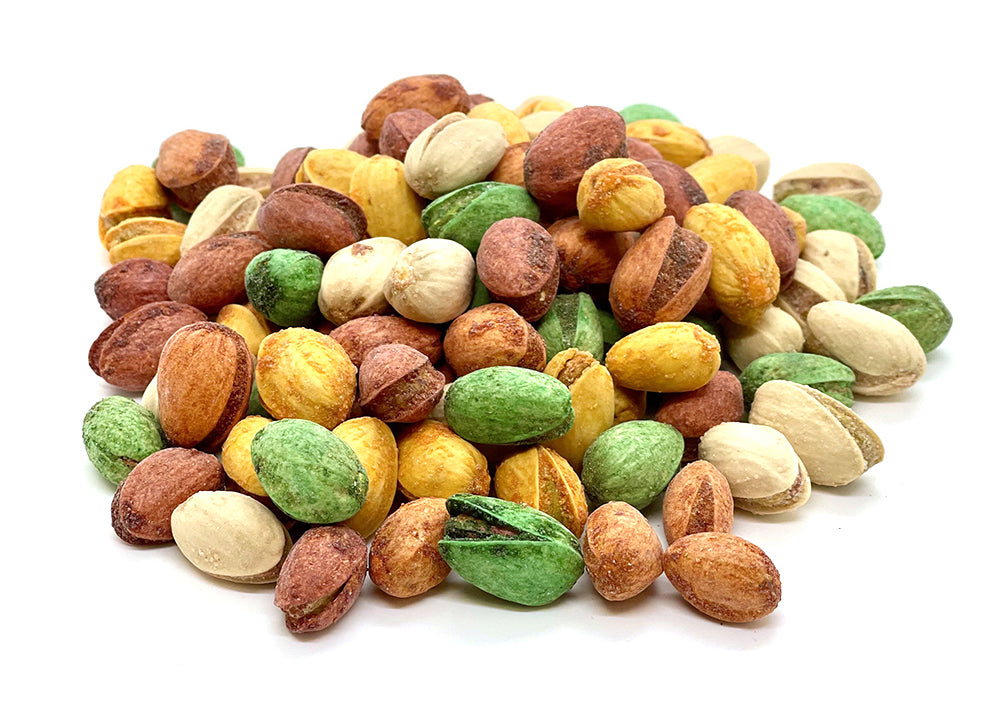 Mixed Pistachios