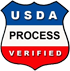 USDA process certified