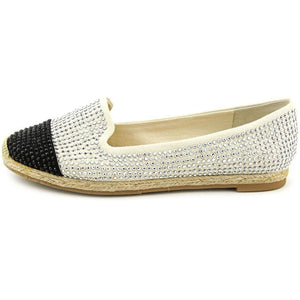 INC International Concepts Steevie Bone Espadrilles Size 9.5M