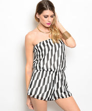 Have Womens Fancy Strapless Romper