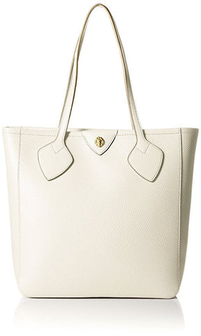 Anne Klein Large Georgia Tote Off White