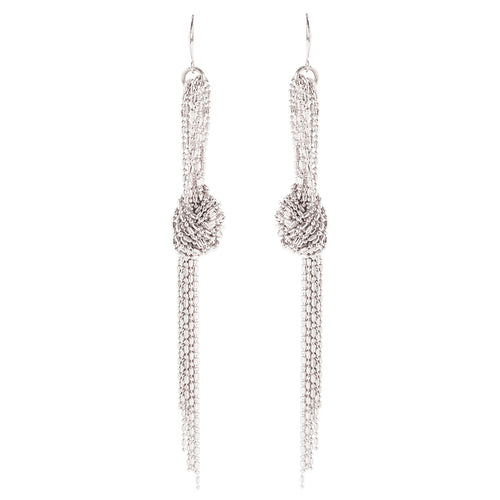 Amrita Singh Aztec Knot Earrings