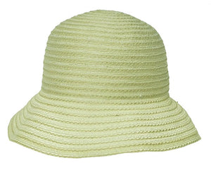 August Hats Women's Precious Bow Medium Brim