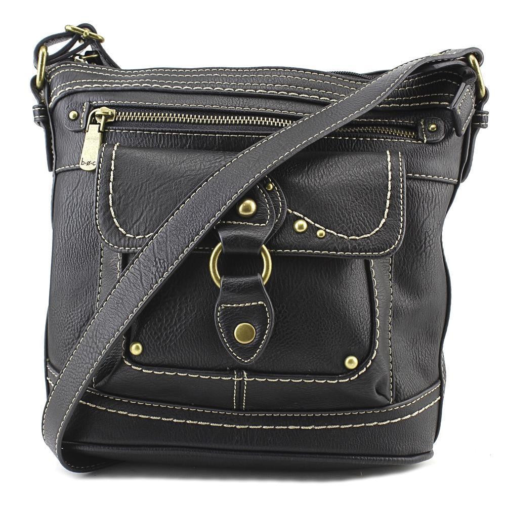 b.o.c. Sanford Crossbody Black
