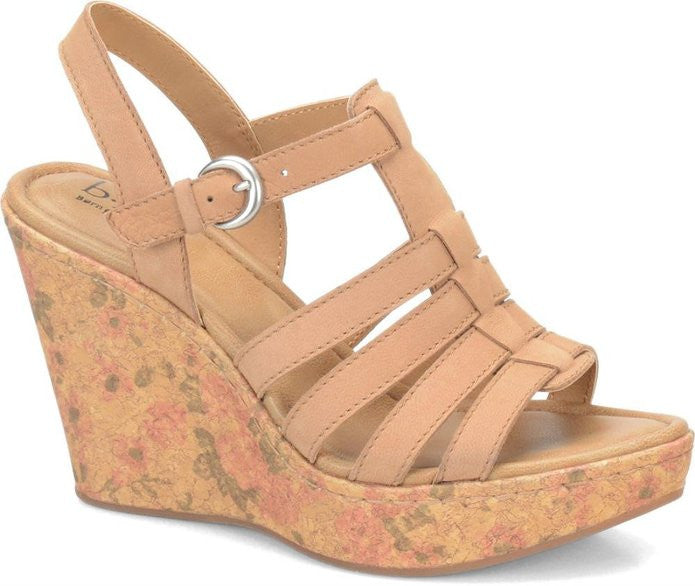 b.o.c. Dilani Wedge Sandals Size 10M/W