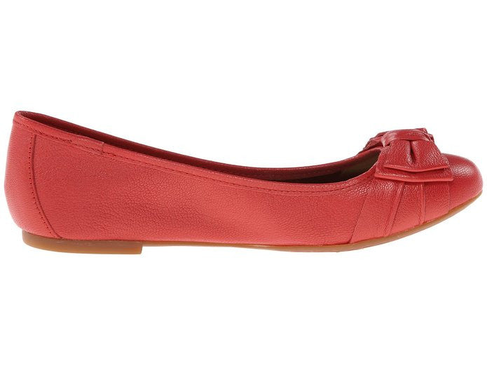 Born Saffi Flats Red Size 11
