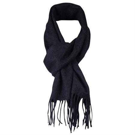 Charter Club Solid Cashmere Muffler Scarf