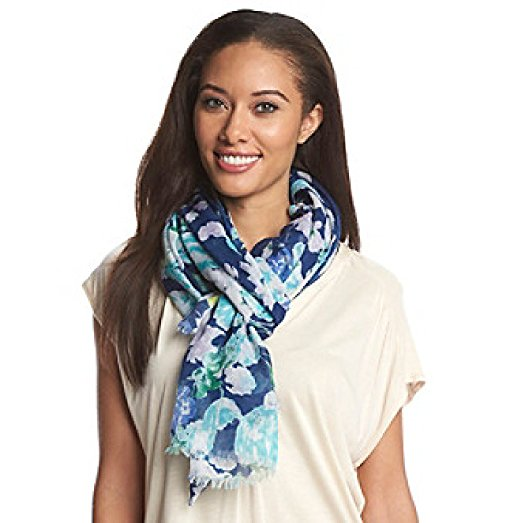 Cejon Secret Garden Day Wrap Navy ONE SIZE