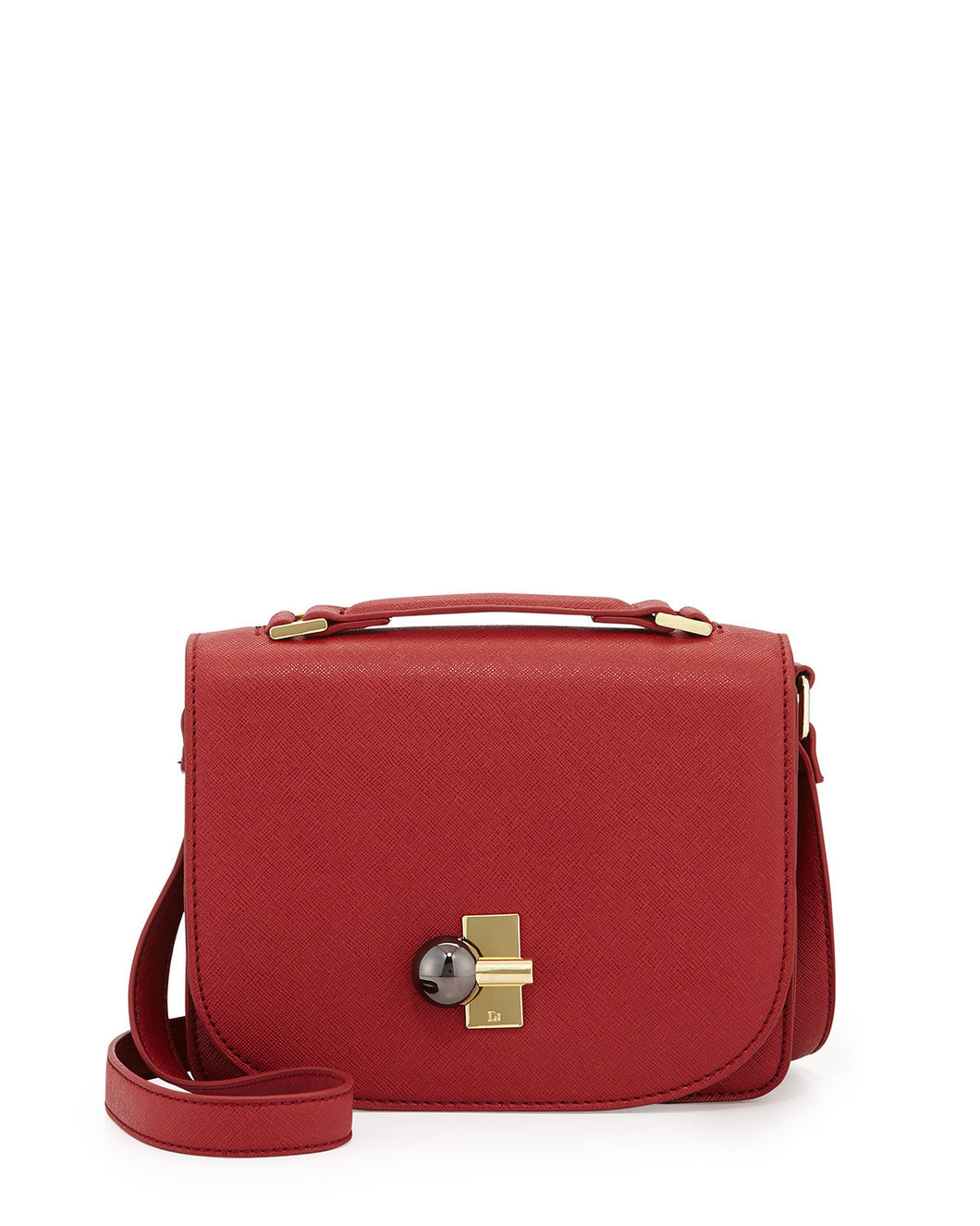Danielle Nicole Penelope Crossbody Bag Red