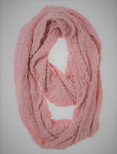 Echo Design Women's Textured Stretch Cloud Stich Infinity Scarf OS