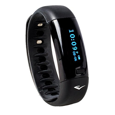 Everlast TR5 - Wireless Fitness Activity Tracker + Sleep Wristband With LED Display