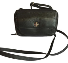 Giani Bernini Softy Core Wallet On A String Black