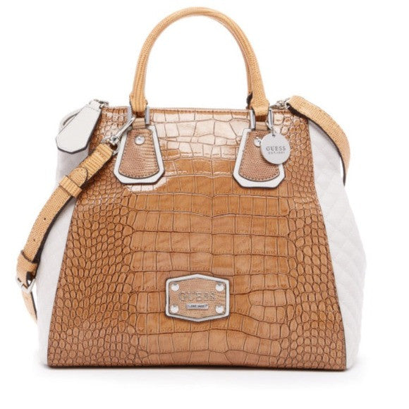 Guess Clarksville Retro Satchel