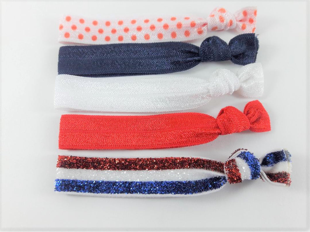 Bloom Hair Ties