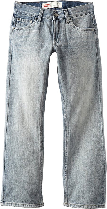 Levi's Boys' 527 Boot Cut Jean Size 20 Regular 30x30