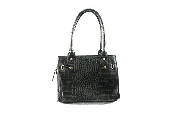 Marc Fisher Cherry Hill Confetti Tote Black