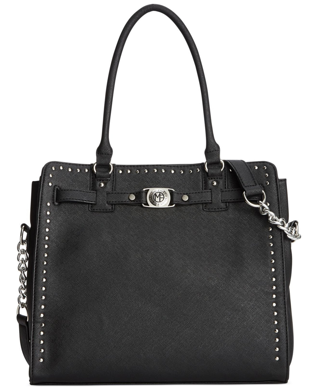Marc Fisher Night and Day Belted Tote Bag