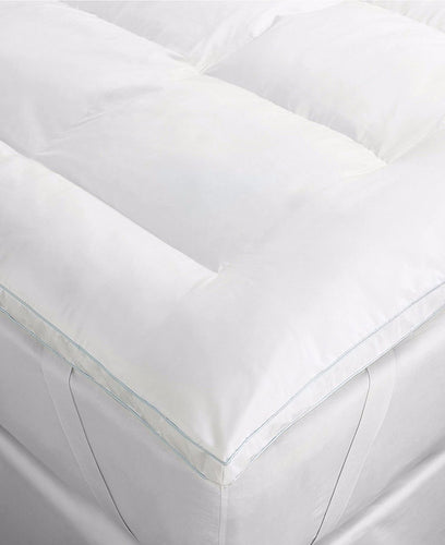 Martha Stewart Collection Allergy Wise Gel Infused Fiberbed Full