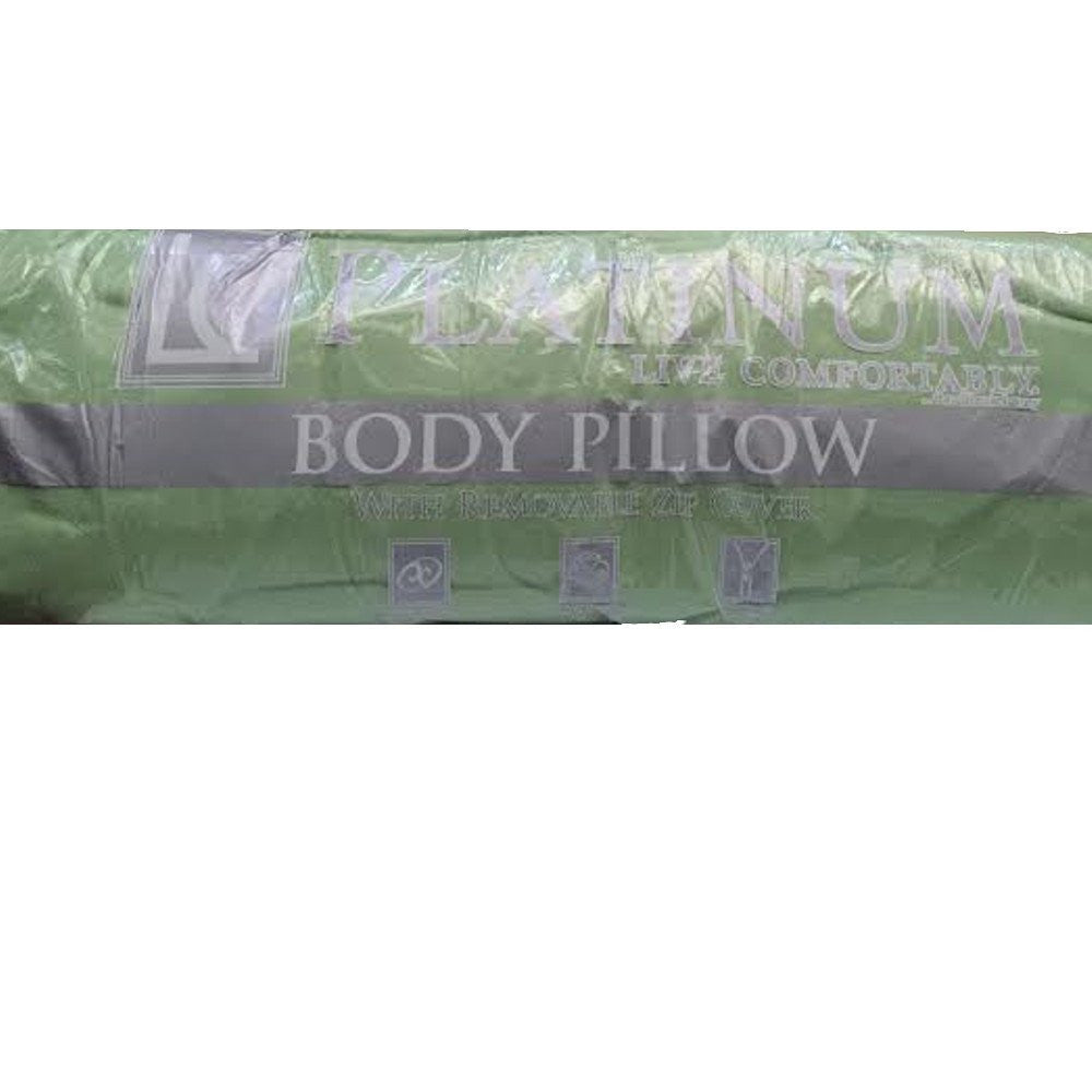 Platinum Live Comfortably Body Pillow