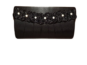 Sasha Rosette Evening Clutch
