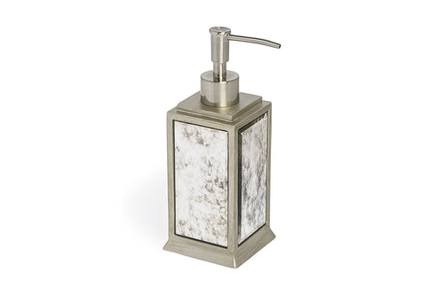 Kassatex Bath Accessories, Palazzo Soap and Lotion Dispenser
