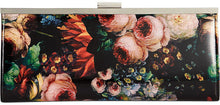 Style&co. Carolyn Floral Patent Clutch