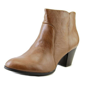 Style&co. Charlees Women's Boots Mid Brown Size 7.5M